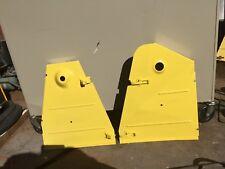 """JOHN DEERE F910 F911 F915 F925 F930 F932 F935 60"""" MOWER DECK BELT COVERS SHIELDS"""