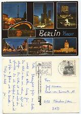 31575 - Werbestempel: Berlin Marathon - Ansichtskarte, gelaufen 5.5.1981