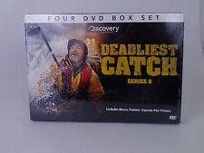 new deadliest catch series 6 four dvd boxt set discovery channel