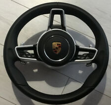 porsche 911 macan boxster Panamera cayman steering wheel Complete Set Up