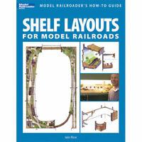 Kalmbach Publishing Co. Shelf Layouts for Model Railroads (Paperback)