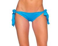 BodyZone Apparel Tie Side Scrunch Rio Bikini Panties. Made in USA. M/L. 1172SL