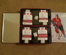 Upper Deck Montreal Canadiens 1-200 Centennial Base Set w/tins habs inks 2009