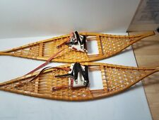 "Pair Snowshoes Made in Canada 54"" x 11"""