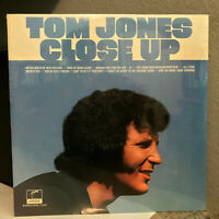 "TOM JONES - Close Up (1972 Pressing) - 12"" Vinyl Record LP - SEALED"