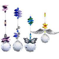 Rainbow Suncatcher Crystal Ball Pendulum Lamp Prisms Feng Shui Wedding  Pendants