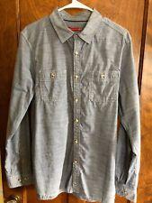 North Face L Men's Lightweight Cotton Blend Shirt