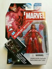 Marvel Universe Scarlet Witch 3.75 Action Figure Series 4 #016 Avengers