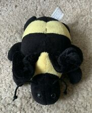The Bearington Collection Bumble Bee Stuffed Animal 5 inches Vintage