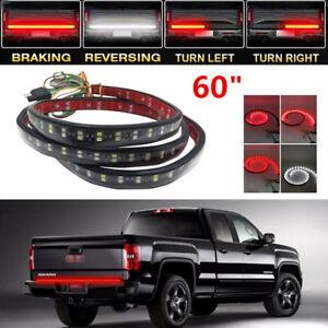 "60"" LED Tailgate Combo Light Truck Pickup Turn Signal Brake Reverse Driving Lamp"
