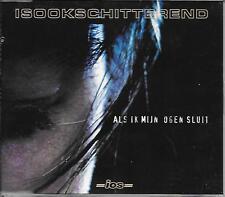 IOS IS OOK SCHITTEREND - Als ik mijn ogen sluit CD-MAXI 3TR (DINO) 1999 HOLLAND