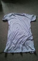 000 Womens Brest Cancer Awareness Pink Ribbon Shirt Short Sleeve