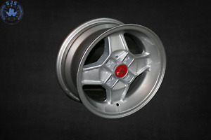 Alloy Rim CD30 Style 5, 5x13 Et 7 for Fiat 124 Berlina 125 127 131 New