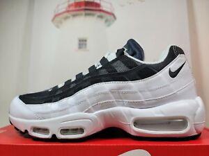 Nike Air Max 95 White/Black Men's Running Shoes CK6884-100 Mens US Size 7.5