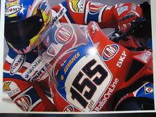 L&M Racing Ducati 996 2001 #155 Ben Bostrom (USA)