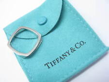 Tiffany & Co Frank Gehry Torque Diamond Ring Size 10.75