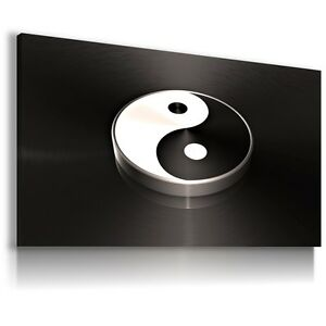 YING YANG Chinese philosophy Canvas Wall Art Abstract Picture  AB48 MATAGA