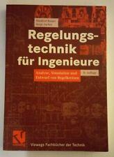 Reuter / Zacher: Regelungstechnik für Ingenieure (11. Auflage) - top Zustand