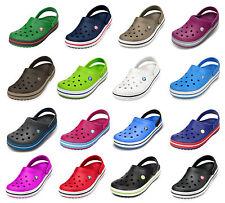Crocs Crocband - New Genuine Crocs Unisex Adults Shoes