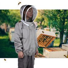 Beekeepers Schutzanzug Imkerjacke Hut Schleier Imker Jacke Imkerei Kittel
