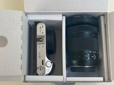 Samsung Nx 18-200mm f/3.5-6.3 Lens and Free Samsung Nx500 Digital Camera