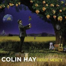 COLIN HAY - Fierce Mercy Deluxe Ed. CD *NEW* 2017