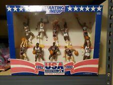 1992 Kenner Starting Lineup USA Basketball Olympic Box Set New Dream Team 1