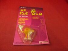 Ms. Pac-Man Coleco Bally Midway 1980 Toy PVC Promotional Figure Figurine *NEW*