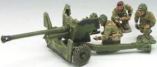 KING & COUNTRY OPERATION MARKET GARDEN MG019 BRITISH 6 POUND ANTI TANK GUN MIB