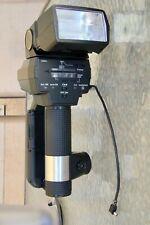New listing Camera Flash,Sunpack auto 00006000  622 pro-system just the flash + cord & Battery Holder.
