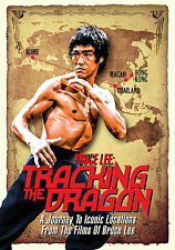 BRUCE LEE New Sealed ICONIC ACTION SCENES LOCATIONS DVD