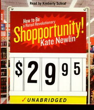 Audio book - Shopportunity! by Kate Newlin  -  CD