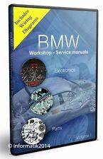 BMW ALL MODELS SERVICE REPAIR WORKSHOP MANUAL COMBO PACK