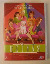 DVD REINAS - Veronica FORQUE / Marisa PAREDES / Carmen MAURA - GOMEZ PEREIRA
