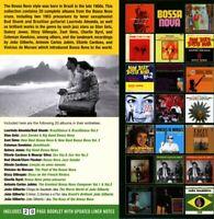 AN EASY INTRODUCTION TO BOSSA NOVA-TOP 20 ALBUMS  9 CD NEU