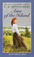 Anne Of The Island (Turtleback School & Library Bi