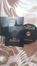XAOS OBLIVION-rituals form the cold grave-CD-black metal