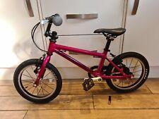 Islabike Cnoc 14 L Large Bike Pink Girls Boys Isla bike