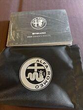 2020 Alfa Romeo Stelvio Owners Manual