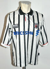 1996-97 Brentford FC Maillot Cobra Jersey taille M-L 40 away Ericsson vintage