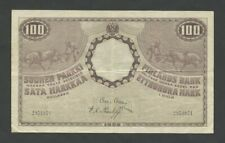 More details for finland 100 markkaa 1909 p22  banknotes