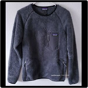 NWOT Patagonia Rare High Pile Fleece Los Gatos Crew Pullover FGE  Size Small S