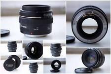 Canon 50mm f1.4 EF Black Autofocus PERFECT CONDITION