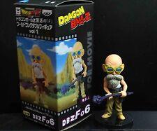 "BP DragonBall Z BZD MOVIE F KAME SENNIN FIGURE 2.5"" NEW #LK90"