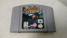 Nintendo 64 Ken Griffey Jr's Slugfest Vintage