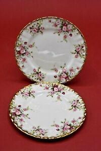 Royal Albert Cottage Garden Tea Plates 16cm