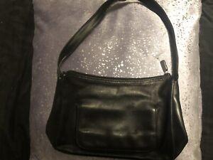 Lovely Black Furla Small Handbag