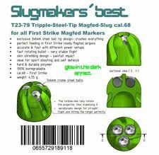SMB T23-79 tripple tip Slugs f First Strike Magfed guns cal.68 FSC TIPX T8.1 TCR