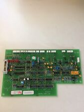 GE Compax 40E Control Panel PCB 45434276 Rev.2, NEW w Service Note Instructions