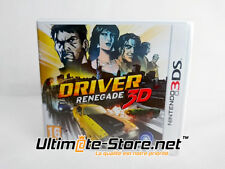 Jeu Nintendo 3DS - Driver Renegade 3D - FRA - Neuf sous Blister Officiel